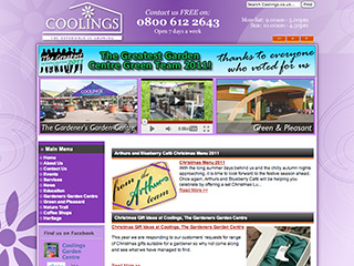 Cooling's Nurseries Ltd