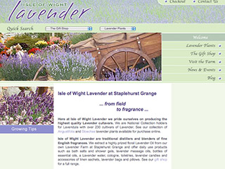 Isle of Wight Lavender